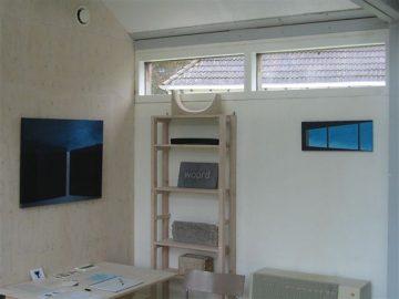 Galerie 0'63, met beelden van Marijke Oosterman